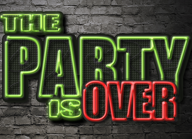 The-Party-is-Over