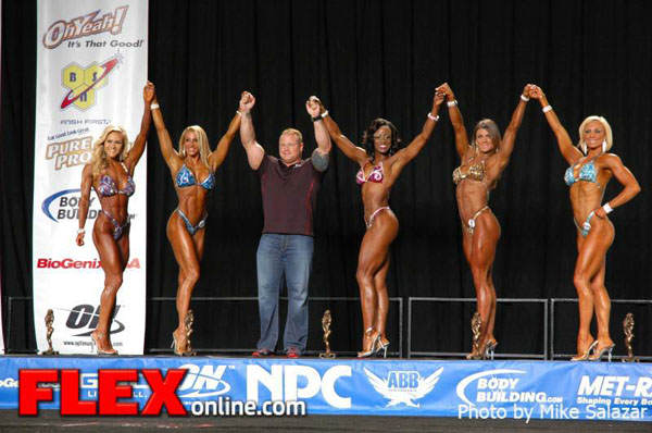 Tiffany Gaston 2013 NPC Jr. Nationals
