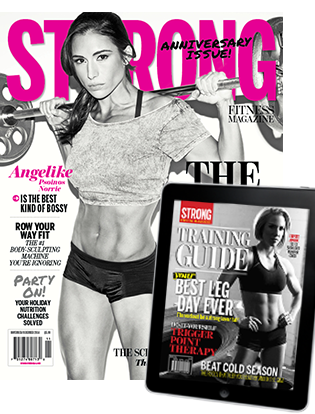 Legs For Days – STRONG Fitness Magazine