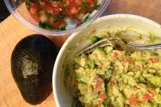 Half-Assed Guacamole