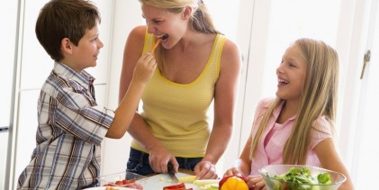 How To Make Clean Eating Work For Your Family