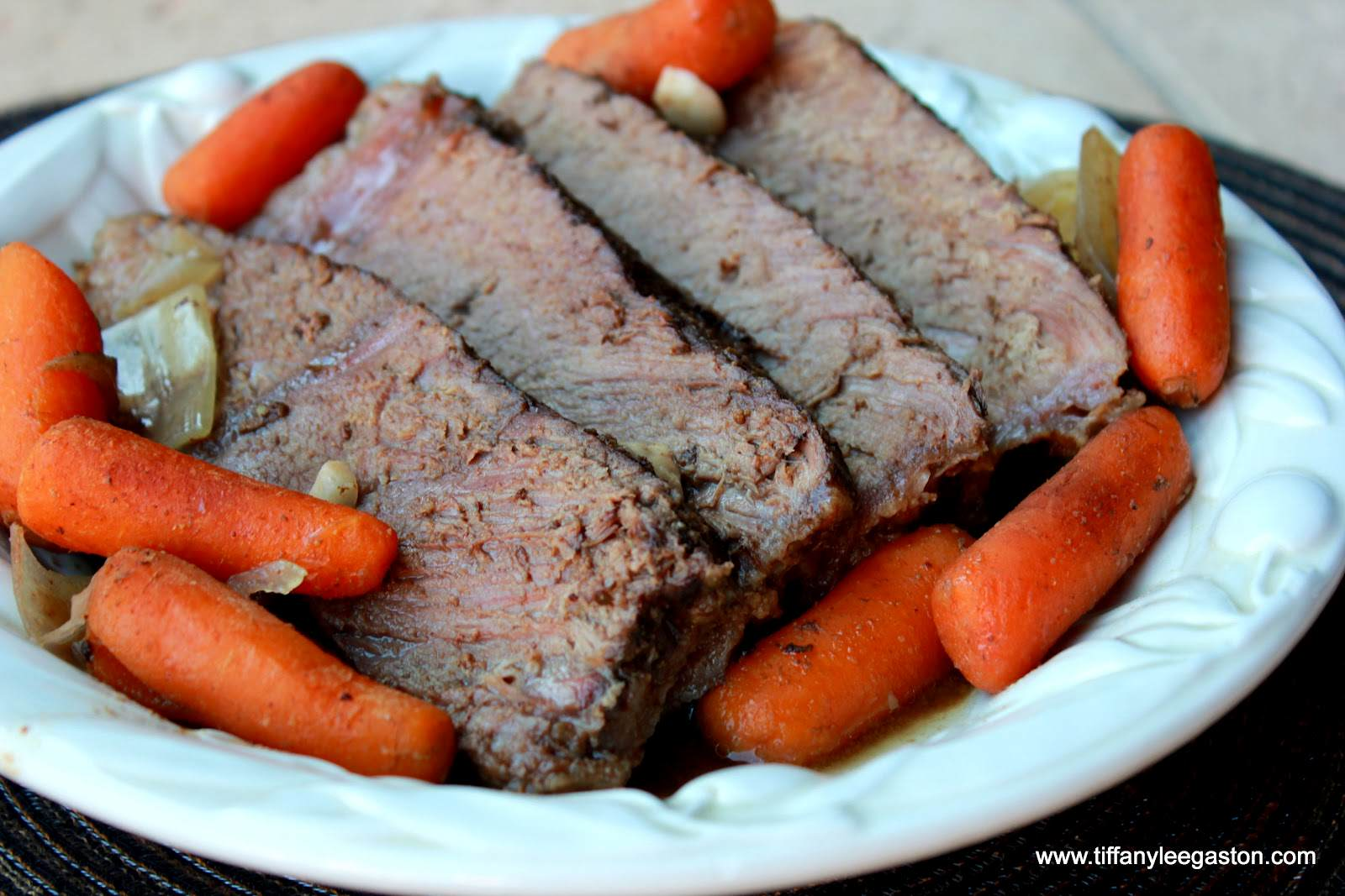Paleo Slow Cooker Pot Roast