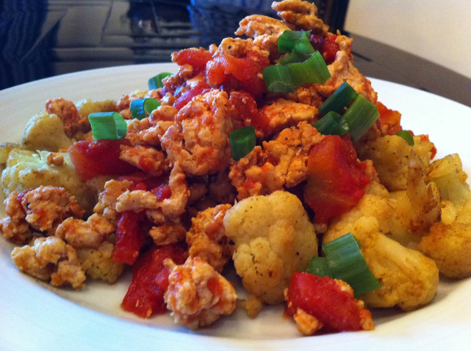 Spicy Sriracha Chicken and Vegetables