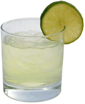 Here's the Skinny…Margarita that is!