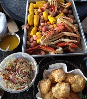 country boil