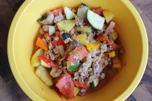 Slow Cooker Paleo Turkey Chili