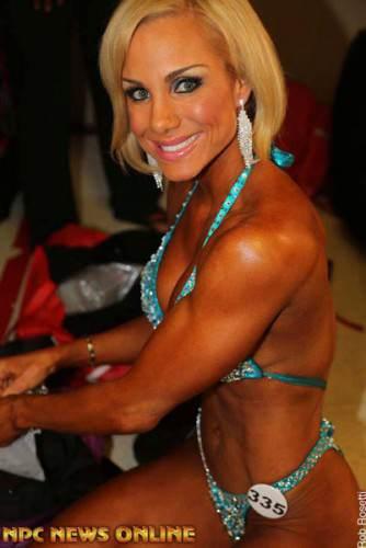 Tiffany Gaston 2013 NPC Jr. Nationals