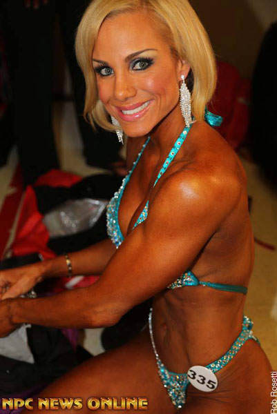 2013 NPC Jr. Nationals – Podium Baby!!