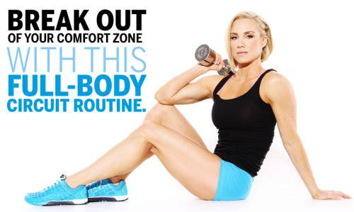 Goodbye to Boredom Workout- STRONG FITNESS MAGAZINE