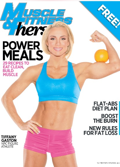 Muscle and Fitness Hers App