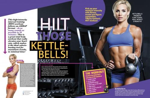 Fitness Magazine January 2015